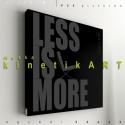 kép: Less is more - No.1, Dekoráció, Képzőművészet, Kép, Grafika, P55 - archLiM1 Less is more (A kevesebb, több) Mies van der Rohe jelmondata alapján..   P55 pictur..., Meska