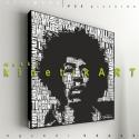 kép: Jimi Hendrix: Machine Gun [Tipográfia], Dekoráció, Képzőművészet, Kép, Grafika, P55 - hdrxMAGU   Jimi Hendrix: Machine Gun  leírás: hamarosan  P55 pictures: Akril felületű fafo..., Meska