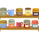 Falmatrica- speizba, Dekoráció, Otthon, lakberendezés, Falmatrica, Falmatrica, amely speizba, konyhába helyezhető fel. Szép kiegészítője lehet a konyhai falnak, vagy s..., Meska
