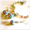 Pasztell szösszenet - szett AKCIÓ!,  Három részből álló színes szett gyöngyhím...