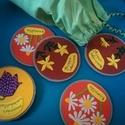 Virágos memory, Játék, Társasjáték, Készségfejlesztő játék, Logikai játék, Már gyerekkoromban is a memória volt a kedvenc játékom. Volt egy gyönyörű szép memória készletünk, a..., Meska