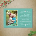 Fényképes karácsonyi képeslap, üdvözlőlap - idézetes, Dekoráció, Ünnepi dekoráció, Karácsonyi, adventi apróságok, Ajándékkísérő, képeslap, Fotó, grafika, rajz, illusztráció, Lepd meg szeretteidet saját fényképpel ellátott egyedi képeslappal karácsonyra.  Az idézetben a man..., Meska