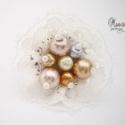 Vintage gyűrű, Nőies, romantikus gyűrű, vintage hangulatban!  ...
