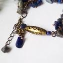 Lapis lazuli karkötő (klarion) - Meska.hu