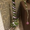 adventi koszorú + grincsfa, Az adventi koszorúalap átmérője 25 cm, végleg...