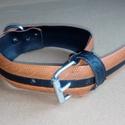 Nyakörv, Állatfelszerelések, Kutyafelszerelés, Újrahasznosított bicigli gumiból készült nyakörv. Mérete:30cm hosszú., Meska