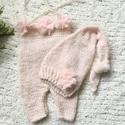 Újszülött  babaszett, 2 részes, babaszett fotózáshoz.  0-2 hónapos k...