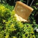 Tejes mézes szappan, Szépségápolás, Mindenmás, Férfiaknak, Szappan, tisztálkodószer, Szappankészítés, Tejes mézes kézműves szappan krémesen habzó  Összetétel: Házi tej,termelői méz,olívaolaj, kókuszola..., Meska