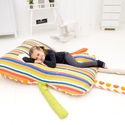Bendegúz - óriás babzsák padlópárna gyerekeknek