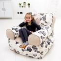 Gyermek és tini babzsák fotel, Saját tervezésű, háttámlás, nagyon kényelme...