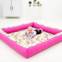 Óriás játszószőnyeg babáknak, Az óriás játszószőnyeg kialakítása miatt re...