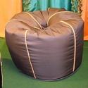 Kültéri, extra méretű babzsák fotel, kültéren és beltéren is használható babzsákfotel, Bútor, Otthon, lakberendezés, Babzsák, Kültéren és beltéren egyaránt használható, extra méretű babzsák fotel felnőtteknek és tiniknek.  A f..., Meska