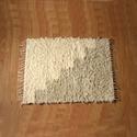 Bolyhos pamut szőnyeg, Finom, puha tapintású bolyhos pamutszőnyeg, ame...