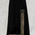 Art deco ruha - brokát, Ruha, divat, cipő, Női ruha, Ruha, Estélyi ruha, Varrás, Art deco stílus alapján (1920-as évek) készült kényelmes A vonalú ruha. Nappali illetve alkalmi vis..., Meska