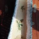 ERicA tároló díszkosár akciós, Otthon, lakberendezés, Tárolóeszköz, Kosár, Fonás (csuhé, gyékény, stb.), Papírművészet, Akció: A képen is látható a kosár kis hibája, az eredeti hegedűtoknak a lapja ami a kosár alja egy ..., Meska