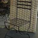 szék01 , Bútor, Szék, fotel, Fémmegmunkálás, 35x35cmülőfelület 45cm ülőmagasság  felületkezelt, többféle színben rendelhető. kinti-benti használ..., Meska