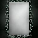 Tükör keret , Otthon, lakberendezés, Képkeret, tükör, Tükör 60x80cm   , Meska