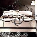 140x200 Kovácsolt ágykeret. , Bútor, Ágy, Kovácsoltvas,  Miért is jó a kovácsoltvas ágy?  1. A vas mint tudjuk szinte örök dolog .Nem nyekereg, nem mozog, ..., Meska