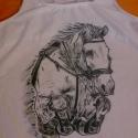 lovas parádé, Univerzális pamut üléstrikó. Elsősorban a lov...
