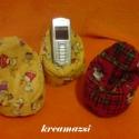 """telefon-babzsák, """"Kényelmes"""" telefon, illetve távirányító tart..."""