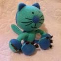 cicukám, Vidám színű, megmosolyogtató cica, aki nagyon ...