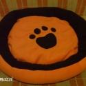 cicaágy / kutyaágy - készleten!, Puha polár anyagból készült ágyikó kisebb te...