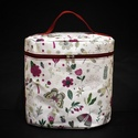 Szitakötős kozmetikai táska, A kozmetikai táska méretei: 23 cm magas, hogy a ...