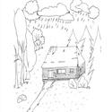 PDF Torta - Kereknemerdő foglalkoztató mesekönyv , DIY (Csináld magad), Fotó, grafika, rajz, illusztráció, Mindenmás, Letölthető, nyomtatható, de akár mobilról is felolvasható történetek saját mesekönyvemből.   A kise..., Meska