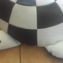 Teknős puff, Baba-mama-gyerek, Gyerekszoba, Gyerekbútor, Teknősbéka gyermek puff Textilbőrből készült Töltete vatelin Mérete :50x60cm + a fej farok l..., Meska