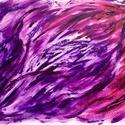 """""""Árnyalatok""""- festmény, Képzőművészet, Dekoráció, Otthon, lakberendezés, Festmény, Festészet, 24x32  cm-es akril festmény.  Ecsettel és festőkéssel készült. Eredeti, egyedi festmény, adott pill..., Meska"""