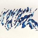 7/30 Napi festmény, Képzőművészet, Dekoráció, Festmény, Napi festmény, kép, 11x15  cm-es akril festmény.  Ecsettel és festőkéssel készült. Eredeti, egyedi festmény, más..., Meska