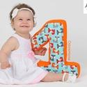 1-es számpárna fotózáshoz, 30 cm magas, Dekoráció, Baba-mama-gyerek, Gyerekszoba, Baba falikép, Olyan édesek a kisbabák, tipegők amikor gyömöszölik a színes-mesés szám vagy betűformákat..., Meska
