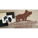 Kutya nálunk családtag felirat, Egy ideális világban minden kutyának van otthon...