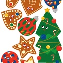 ABLAK MATRICA karácsonyi motívumokkal, Dekoráció, Karácsonyi, adventi apróságok, Ünnepi dekoráció, Karácsonyi dekoráció, Fotó, grafika, rajz, illusztráció, Díszítsd fel az otthonodat egyedi, vidám, karácsonyi motívumokkal!  Elsősorban üvegre és tükörre, d..., Meska
