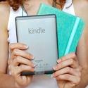 Karib - Türkiz Kindle 6 Tok, Táska, Pénztárca, tok, tárca, Bőrművesség, Mindenmás, Ennél gyönyörűbb tokban nem is tarthatnád a Kindle-d!  Az erősen antik hatású bőrnek köszönhetően n..., Meska