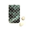 """Textil Mobil Tok - Slide 5"""" - DARK MERMAID, Univerzális 5""""-os mobiltok.  Gyönyörű sötét ..."""