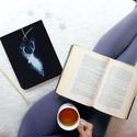 PATRÓNUS - Harry Potter Könyv Védő Tok, Könyvölelő, Könyvvászon, Ez a puha KÖNYV - ÖLELŐ megvédi a kedvenc olva...