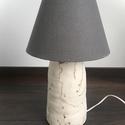 Cirkás éjjeli lámpa, Lószőr dekor technikával készült, ezért 100 ...