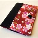 Cseresznyevirág - Kindle tok, Táska, Pénztárca, tok, tárca, A tok ára készüléked méretétől függően változik, az ár-méret táblázatot legalul láthatod.  E-book to..., Meska