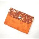 Naplemente - pénztárca, 5 rekeszes pénztárca, van hely benne aprónak eg...