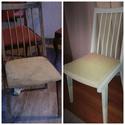 Romantikus felújított szék, Bútor, Szék, fotel, A képen látható szék megrendelésre lett felújítva, hasonlót tudok készíteni. A szék Annie..., Meska