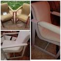 Felújított újra kárpitozott fotel, Bútor, Szék, fotel, A képen látható fotel megrendelésre lett felújítva, hasonlót tudok készíteni. A fotel Annie..., Meska