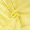 halványsárga nagy géz-sál., Ruha, divat, cipő, Női ruha, Világos, finom, nyárias sárga.  Mérete: kb90x170cm(be van szegve)  Pihe-puha gézkendő, nagyon ..., Meska
