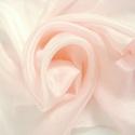 halványrózsa selyemkendő , Ruha, divat, cipő, Női ruha, Selyemfestés, Kellemes, halvány rózsa árnyalat;  tipp: sötétkékhez (is) nagyon jól mutat...Valódi tisztaselyem, k..., Meska