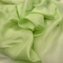 """""""zöld pasztell"""" selyemkendő , Ruha, divat, cipő, Női ruha, Selyemfestés, Kellemes, finom halványzöld kendő.. Valódi tisztaselyem, kb. 90x90 cm.   Nagyon mutatós, kellemes, ..., Meska"""