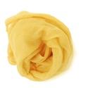 """""""krémsárga"""" nagy géz-sál, Ruha, divat, cipő, Női ruha, Pasztelles, kevert árnyalatú, kellemes sárga.. Mérete kb 90x170cm(be van szegve)  Pihe-puha géz..., Meska"""