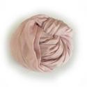 """""""antik rózsa"""" selyemsál STÓLA méretben!!, Ruha, divat, cipő, Női ruha, Középvilágos árnyalatú antik-rózsaszín. Mérete: 90x180 cm   Hordható nagykabáthoz sálként (télen mel..., Meska"""