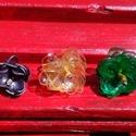 Pet palack gyűrűk zsuzska1979 részére lefoglalva, 5 darab pet palackból készült gyűrű, állíth...