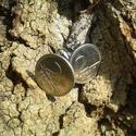 Régi pénzből - kétforintos - mandzsettagomb, Régi kétforintos felhasználásával készült m...