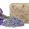 Levendulás kézműves szappan, Szépségápolás, Szappan, tisztálkodószer, Natúrszappan, Növényi alapanyagú szappan, Szappankészítés, Hidratált, regenerált bőr egy természetes szappantól? Igen! Ezt nyújtja Neked az extra szűz olívaol..., Meska